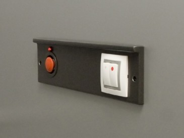 Domestic lift controls.